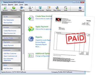 Express Invoice Free Express Invoice Professional Invoicing Software - Invoice software program